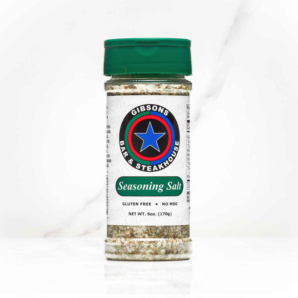 Gibsons Seasoning Salt