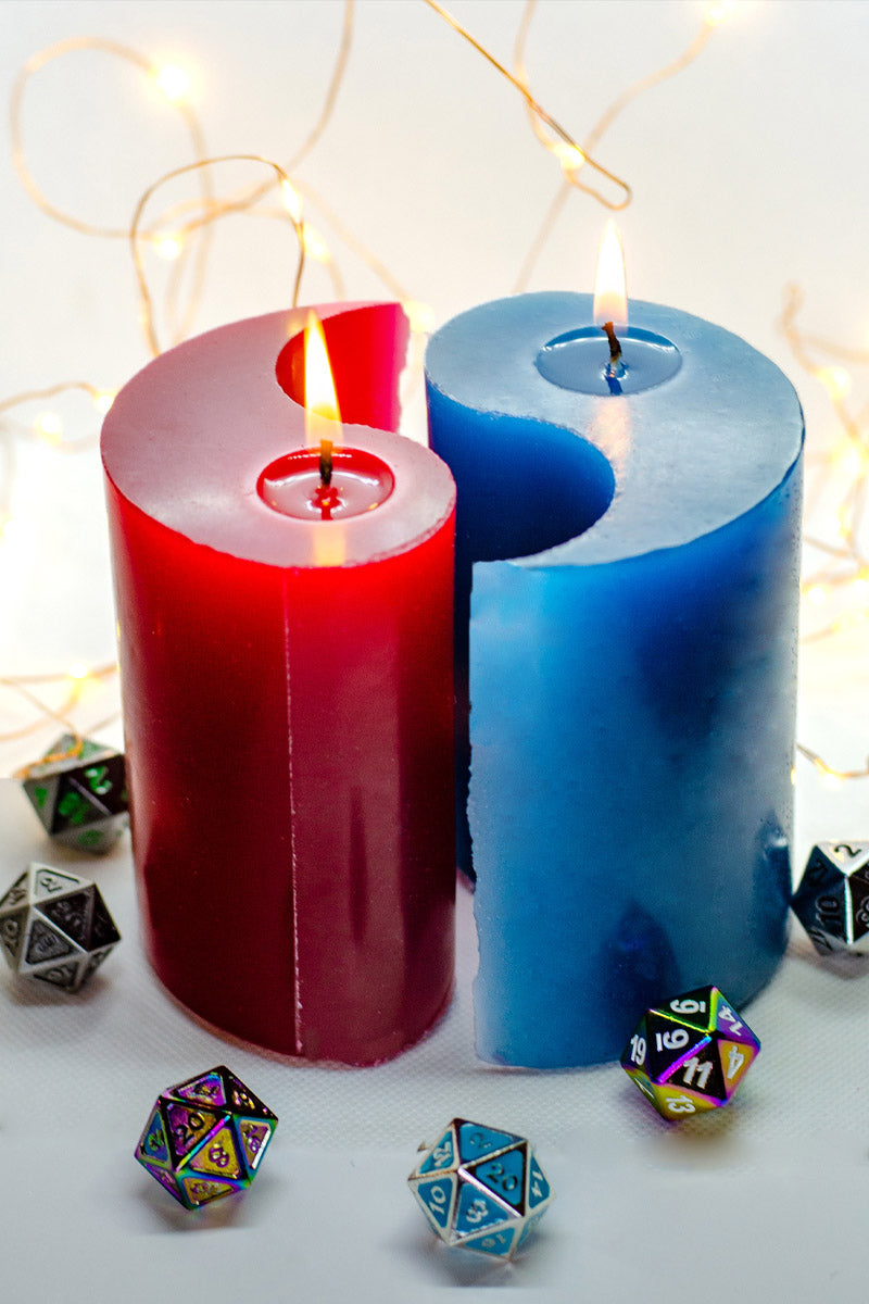 Bardbarian Dual Scented Candle