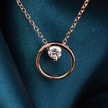 Load image into Gallery viewer, circle of life necklace