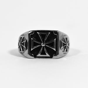 Square Cross Ring