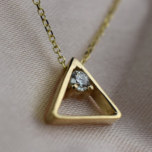 Load image into Gallery viewer, diamond neckklace