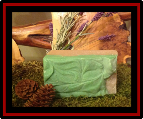 Eucalyptus Spearmint Luxury Soap