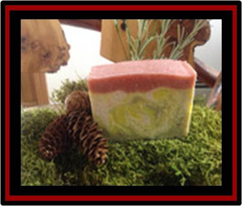 PearBerry Luxury Soap