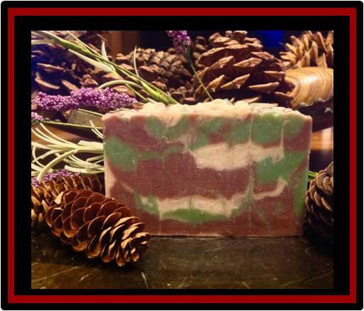 Apple Spice Luxury Soap