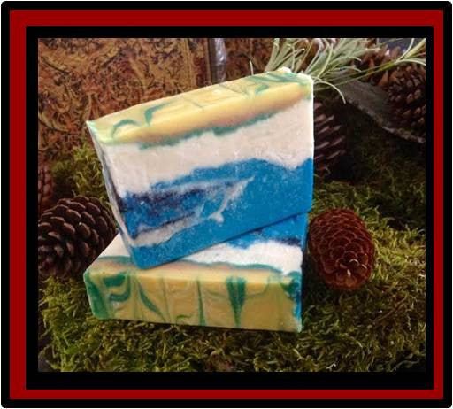 Beach Daisies Luxury Soap