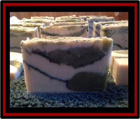 Cucumber Oak Luxury Soap
