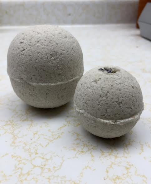 Orange Cream Bath Bomb
