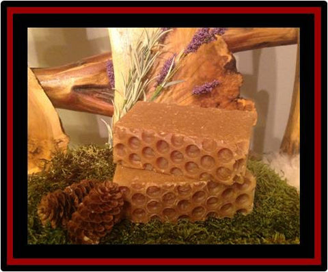 Oatmeal and Honey Luxury Soap