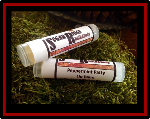 Peppermint Patty Lip Balm