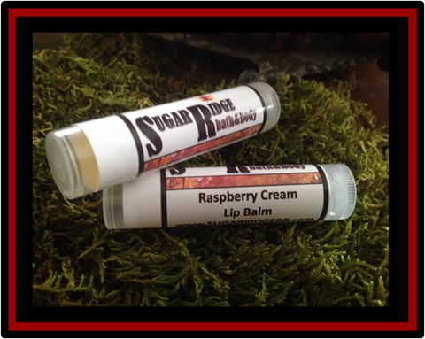 Raspberry Cream Lip Balm