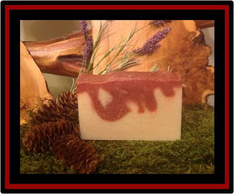 Sahara Sandalwood Luxury Soap
