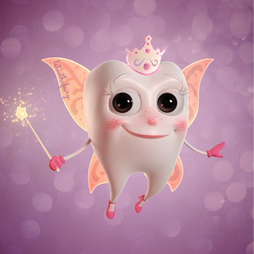 Latootha Fairy - Tooth Fairy Related Products