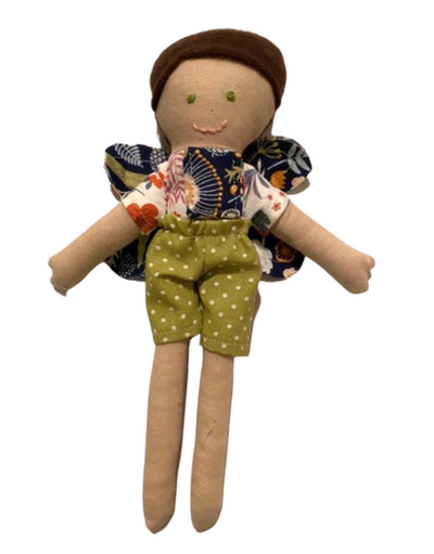 Boy Tooth Fairy Doll - Latootha
