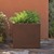 NARCISO SQUARE PLANT POT 50 FARBE