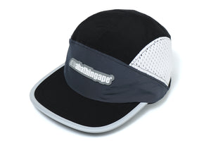 Color Block Running Cap