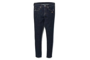 Ape Head Skinny Denim Pants