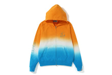 Load image into Gallery viewer, Gradation Wide Zip Hoodie
