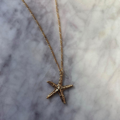 Stars Of The Ocean Pendant Necklace - By Ferne