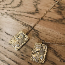 Load image into Gallery viewer, The Cleopatra Pendant Necklace - By Ferne