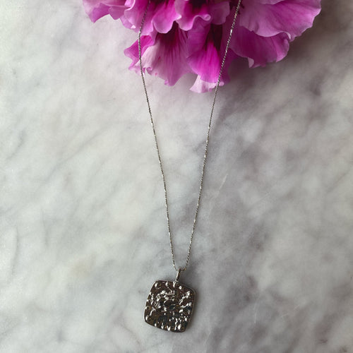 By Ferne Aliyana Cupid Charm Necklace