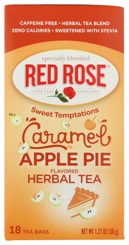TEA CRML APPLE PIE