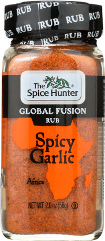 RUB SPCY GARLIC GLBL FSN