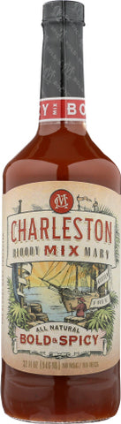 Charleston Mix  Mix Bloody Mary Bold Spcy, 32OZ.