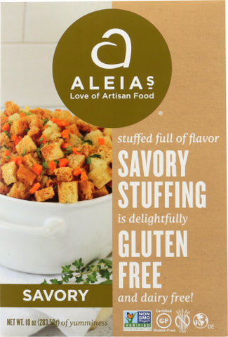 STUFFING MIX SAVORY GF