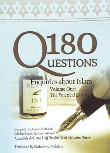 180 Questions - Volume 1-al-Burāq