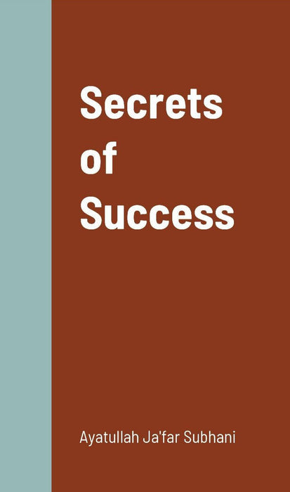 Secrets of Success-al-Burāq