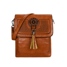 Load image into Gallery viewer, DC - Cross Body Bag - Tan - 1204W0