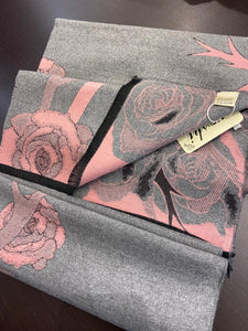 One More Fashion - Scarf - Pink - YS2697