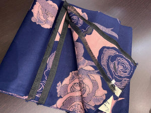 One More Fashion - Scarf - Royal Blue - YS2697