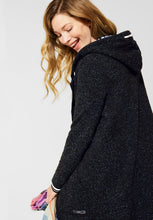 Load image into Gallery viewer, Cecil – Coat – Navy - 253203