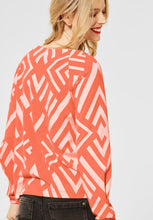Load image into Gallery viewer, Street One – Shirt - Orange - 315907