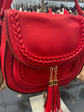 Load image into Gallery viewer, Maria C. – Handbag – Red - 722