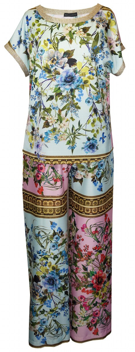 Arggido – 2 Piece Set - Flower - 43670