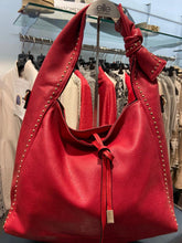 Load image into Gallery viewer, Maria C. – Handbag – Red - 1121