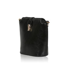 Load image into Gallery viewer, LYDC - Small Buckle Handbag - Black - 8203W0