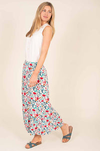 Brakeburn – Botanical Skirt – Multicoloured – 7055