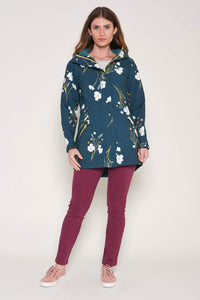 Brakeburn - Posey Soft Shell Jacket - Teal - 6004