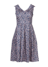 Load image into Gallery viewer, Circus – Daisy Dress - Navy - CD447