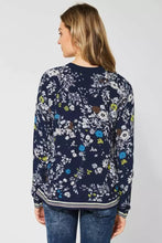 Load image into Gallery viewer, Cecil – Shirt –  Navy - 341812