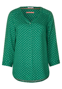 Cecil – Blouse –  Green - 341890