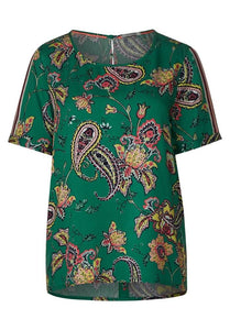 Cecil – Blouse –  Green - 341891