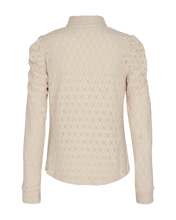 Load image into Gallery viewer, Freequent – Long Sleeved Shirt - Cream - Milady-SH