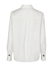 Load image into Gallery viewer, Freequent – Long Sleeved Shirt - Off-White - Flynn-SH