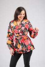 Load image into Gallery viewer, Printed Blouse 11504