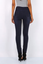 Load image into Gallery viewer, Toxik3 – High Waist Coloured Jeans - Navy - L1700