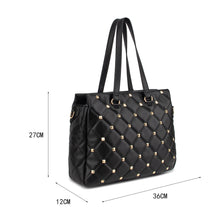 Load image into Gallery viewer, DC - Handbag - Black - L4973W